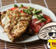 FunGuy Mushroom Crusted Chicken Cutlets with Salad