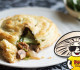 Funguy Mushrooms Walnut and Cabbage Puff Pastries