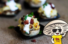 Loaded Baked Potato FunGuy Stuffers