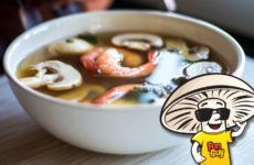 FunGuy's Shrimp and Miso Soup